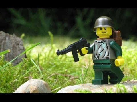 Military Lego Youtube