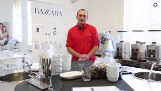 Bazzara coffee: What they say about us.