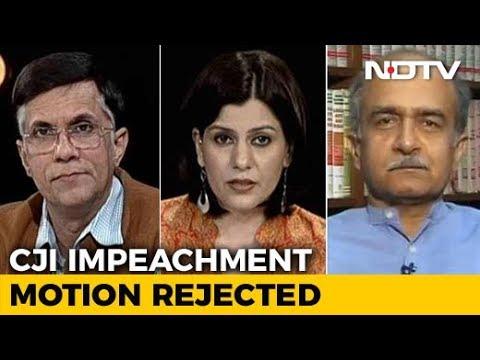 Did Impeachment Bid Against Chief Justice Backfire?