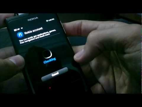 Nokia N9 Review- Account Setup/'First Play' - MyNokiaBlog