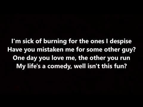 Five Finger Death Punch - Top Of The World (lyrics)