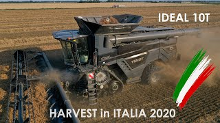 🇮🇹 FENDT IDEAL 10T | HARVEST 2020 in ITALIA | NEW FENDT 1050 & PERARD 46m3 !!! ❗💪