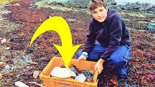 Irish Teen's Incredible Invention May Hold the Key to Saving Our Planet