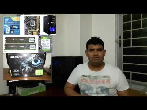29K Budget Gaming PC- Project Green Man- Bangla Audio
