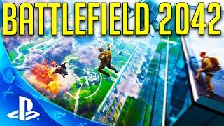 BATTLEFIELD 2042 LEAKED! - Reveal Trailer, Gameplay Details & MORE! - BATTLEFIELD 6