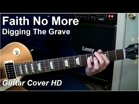 Faith No More | Digging The Grave | Guitar Cover HD