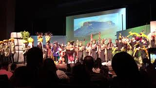 "Disney's The Lion King Broadway Musical Show By Chicago Kids ""Grand Finale"""