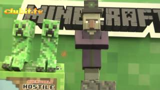 Minecraft New Paper Craft Toys and Action Figures