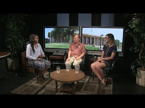 CSUN On Point 10/25/17 (HD) Hosts: Dunn and Parrish