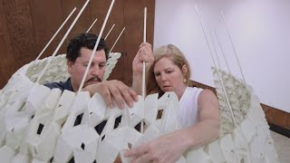 Building a House the Eco-Friendly Way with 3D Printing | KQED Arts