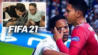 Fifa 21 BUGS y FAILS más GRACIOSOS!! Si te RÍES PIERDES...