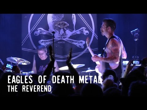 Eagles Of Death Metal -  The Reverend live 9/17/15 Saint Vitus Brooklyn, NYC