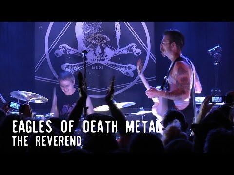 Eagles Of Death Metal -  The Reverend live 9/17/15 Saint Vitus Brooklyn, NYC