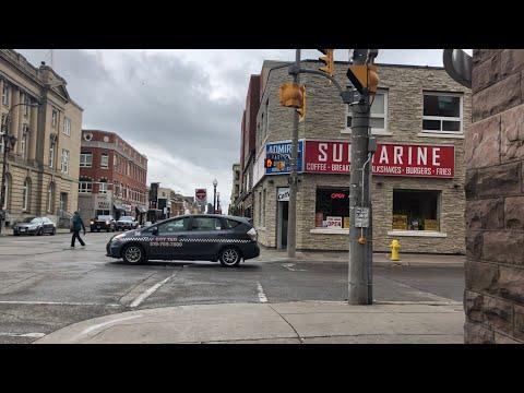 Brantford Ontario Canada Walking Tour