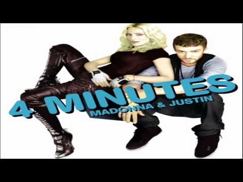 Madonna - 4 Minutes (Bob Sinclar Space Funk Edit)