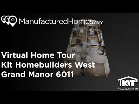 3D Home Tour - Manufacturedhomes.com - Kit Homebuilders West - Grand Manor 6011