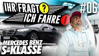 JP Performance - Ihr fragt / Ich fahre! #6 | Mercedes Benz S-Klasse