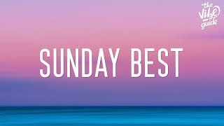 Gambar cover Surfaces - Sunday Best (Lyrics)