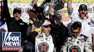 Nascar Penalizes Kevin Harvick For Illegal Vegas-Winning Car