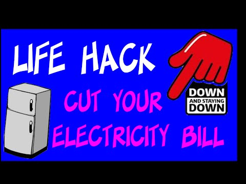 Life Hack – Save money on your electricity bill