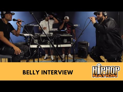 Belly Interview With DJ Envy Talks Being Signed To Roc Nation, Being From Canada & More!