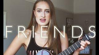 RAYE - Friends | Cover by Ellen Blane