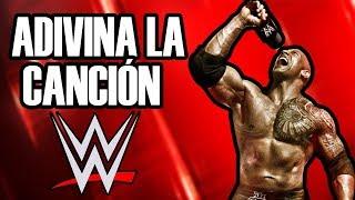 ADIVINA LA CANCIÓN- VERSIÓN WWE *MUY DIFÍCIL*