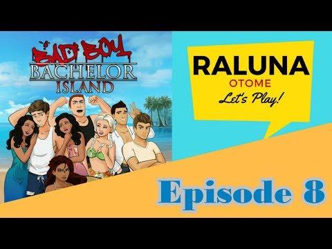 Bad Boy Bachelor Island Episode 8 Raluna Drew Has Gone Bad Youtube