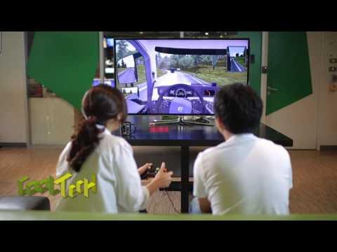 PLAY 'Euro Truck Simulator ขับรถบรรทุกก็เป็นเกมได้'