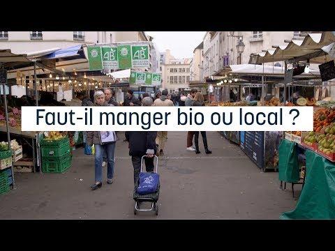 Produits locaux ou bio, les Français en redemandent