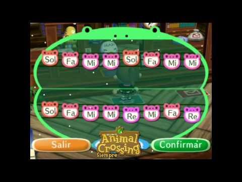 Melodías del pueblo Animal Crossing Navidad