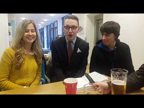 Interview with Cassie Jaye at Birmingham Red Pill screening