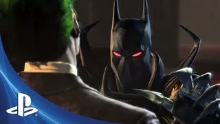 Batman Arkham Origins: PS3 Exclusive Knightfall Pack Trailer