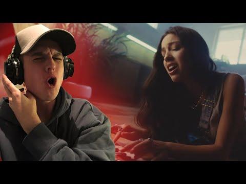 Reacting to Olivia Rodrigo (Drivers License)