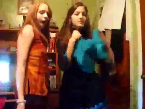 Gori Girlz Dance On Punjabi Song Theke Te...