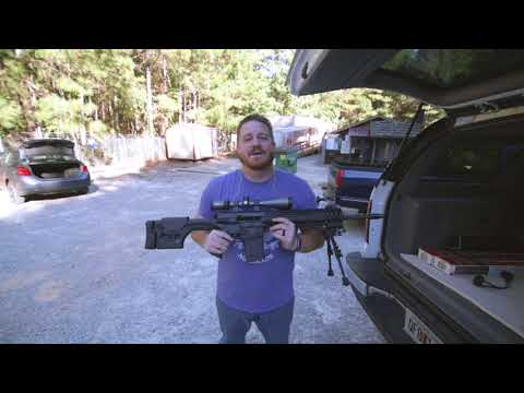 Synergy Firearms Reviews Sig Sauer 716 DMR 308 AR 10