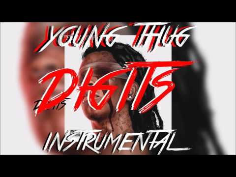 Young Thug - Digits [Instrumental]