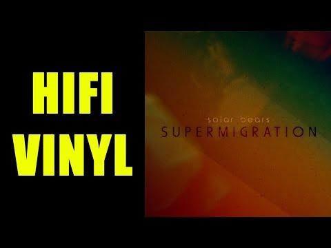 Solar Bears - Supermigration Vinyl LP