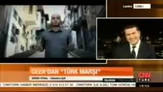 Ceza Türk Marşı Gürer Aykal Yorumu