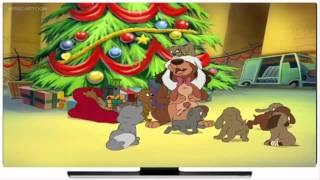 An All Dogs Christmas Carol Movie Full HD Animated Cartoon clip75
