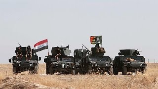 Iraqi and Kurdish forces secure more outlying villages on road to Mosul thumbnail