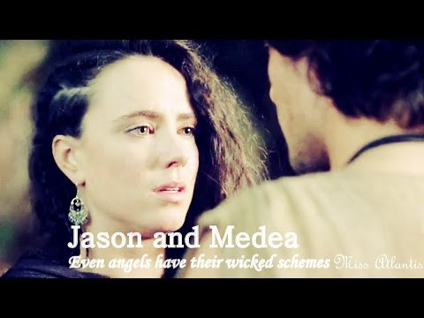 Jason and Medea II Watch me burn