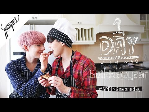 SPRINGme ONE DAY with BOTHNEWYEAR ( ENG SUB )