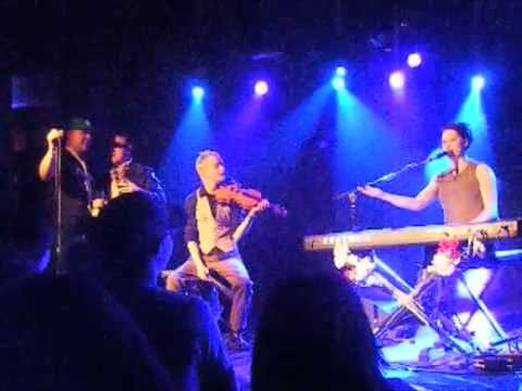 Amanda Palmer live in Aspen, CO - The Rose Karaoke