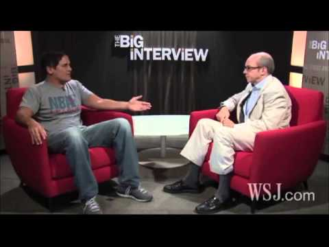 "Mark Cuban - ""Blow Up The Patent System"""