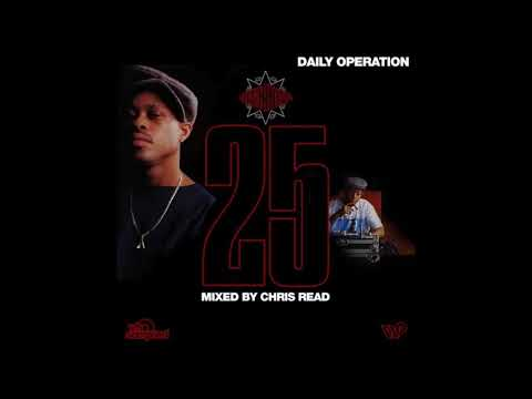 Gang Starr - Daily Operation - 25th Anniversary Mixtape