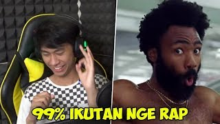 NGE RAP = KALAH!! 99% PASTI RAP LAH!! - TRY NOT TO RAP CHALLENGE
