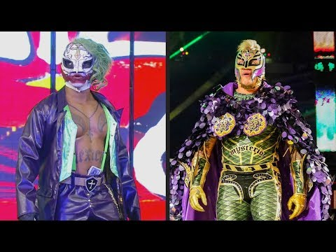 Every Rey Mysterio SuperVillain Themed Costume