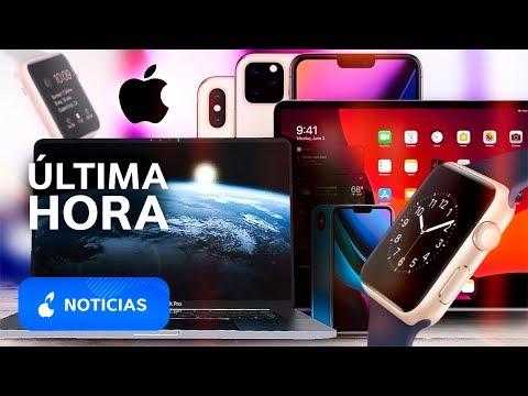 Última hora sobre los nuevos iPhone 11 iPad Pro Apple Watch y MacBook
