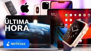 Última hora sobre los nuevos iPhone 11, iPad Pro, Apple Watch y MacBook